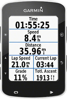 Garmin GPS Cycling Computer Edge 520 alternate image 1