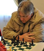 Photo: Brent McLean (Board #5 of PoCo Chess Club)