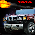 Extreme Car SUV Simular 3D icon