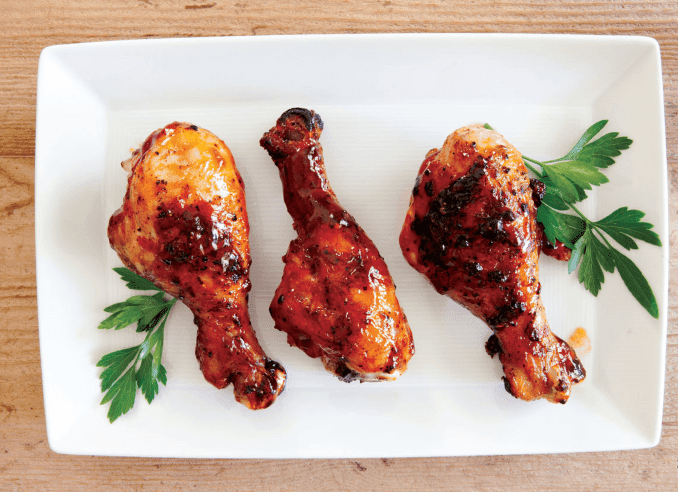 airfryer recipes Spicy Chipotle Drumsticks