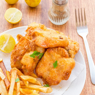Best Ever Fish and Chips Recipe