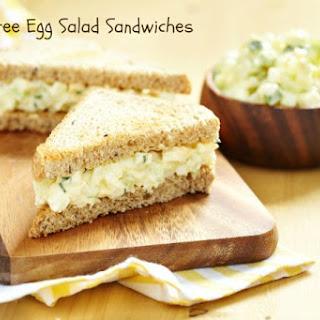 Gluten Free Egg Salad Sandwiches