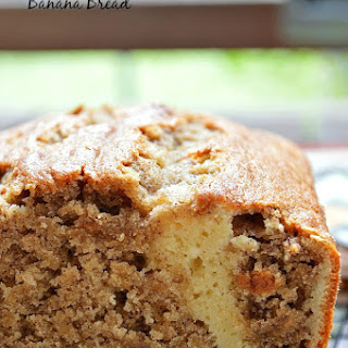 Gluten Free Cream Cheese Swirl Banana Bread
