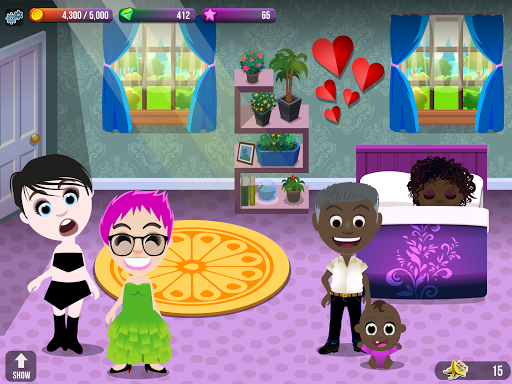 Family House: Heart & Home android2mod screenshots 15