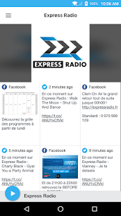 Express Radio- screenshot thumbnail