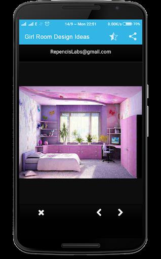 女孩房間裝飾理念