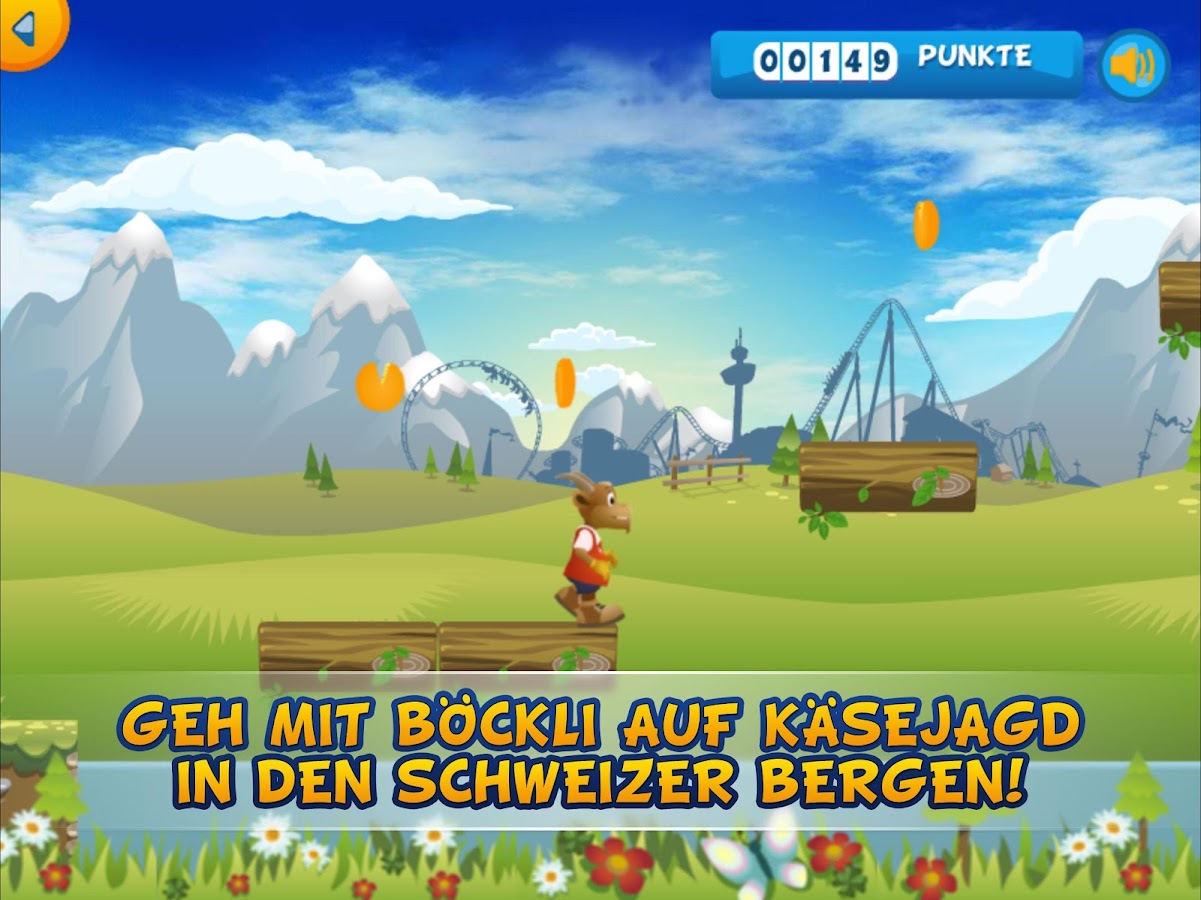 Spielkiste- screenshot