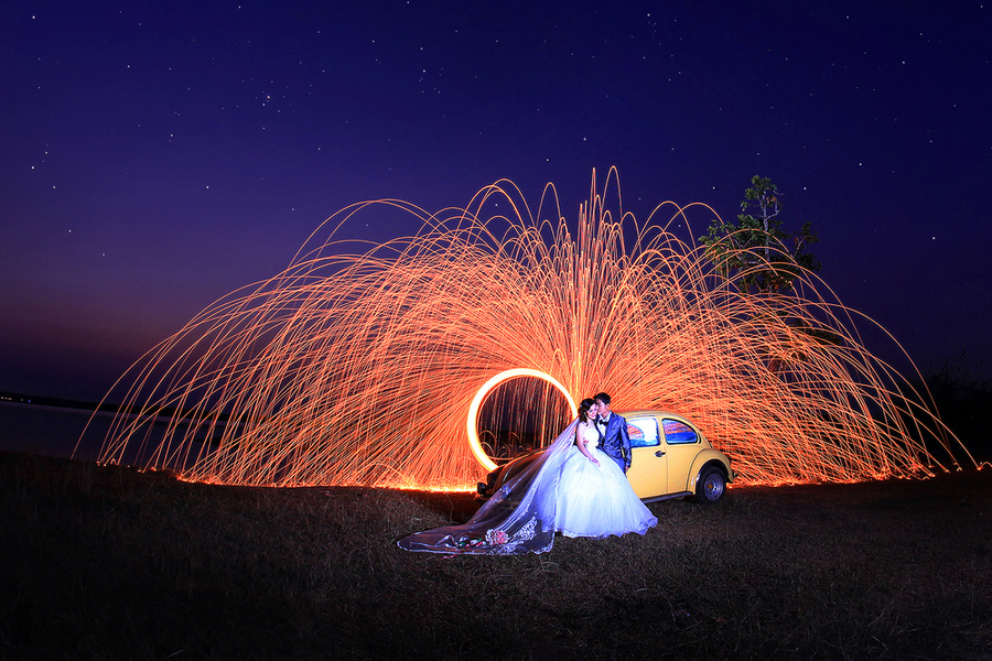 by Sarawut Intarob - Wedding Getting Ready