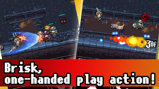 Hack & Slash Hero - Pixel Action RPG - 1.2.6 screenshots 2