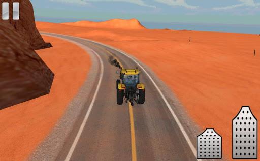 Traktör Sürme 3D simülasyon
