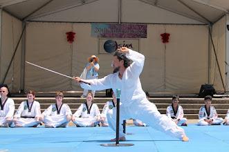 Photo: Darimar Martial Arts Grandmaster Jang Asian Festival 2014