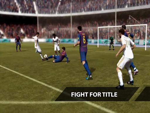 Real Football Champions League 2.5 screenshots 6