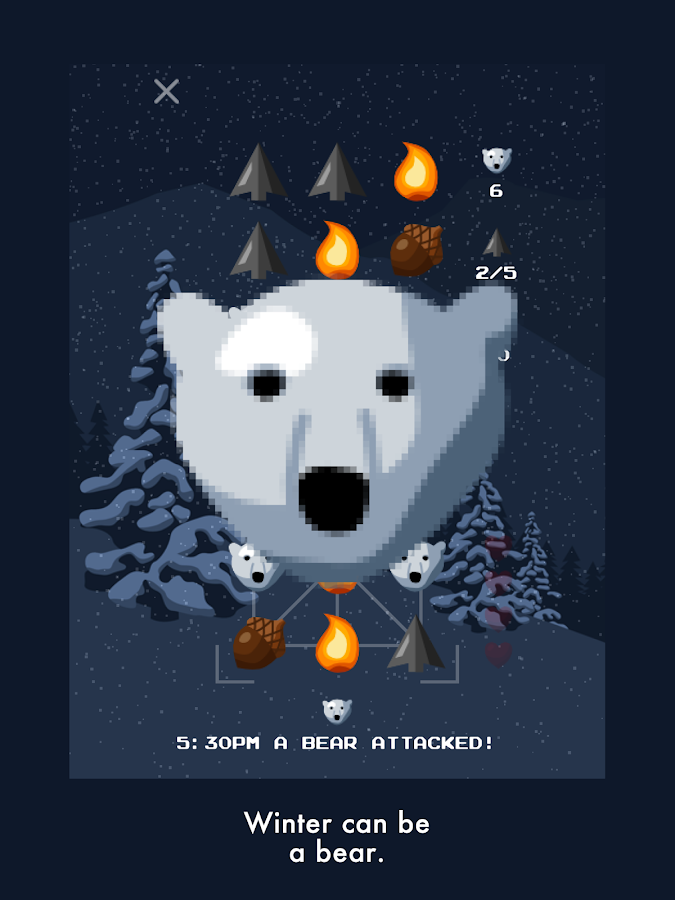 Bear Winter- screenshot