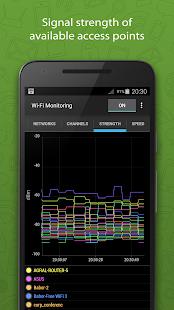 Wi-Fi Monitor - náhled
