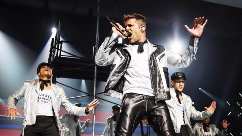 Ricky Martin actuará en Almería en agosto (Foto: rickymartinmusic.com)