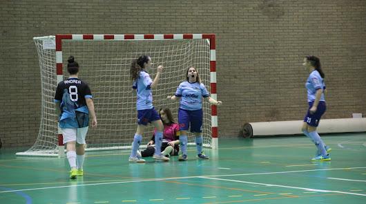 Victoria del Mabe Ejido Futsal ante el Villa de Fines