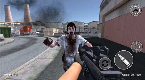 Zombie Evil Kill 4 - Dead City 0.8 screenshots 3