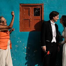 Huwelijksfotograaf Jesus Ochoa (jesusochoa). Foto van 28.12.2016