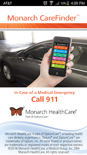 Monarch CareFinder- screenshot thumbnail