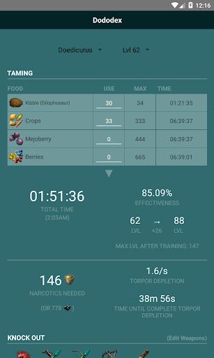 Dododex: Ark Survival Evolved 1.14 screenshots 7