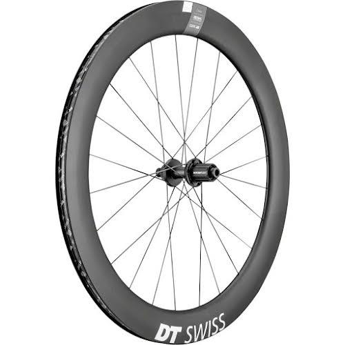 DT Swiss ARC1400 DiCut Rear Wheel - 62mm, 700c, 12 x 142mm, Centerlock, HG 11