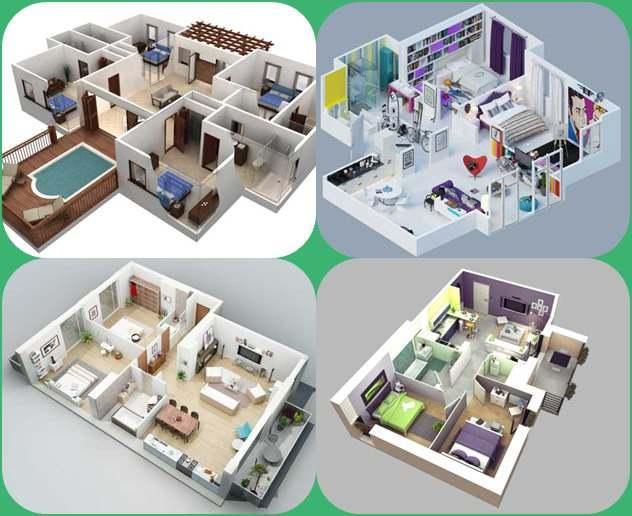3d simple house plan android apps on google play for Home design 3d 5 0 crack
