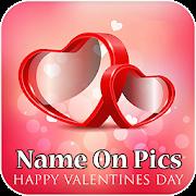 Love Name On Pics icon