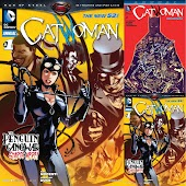 Catwoman Annual (2013)
