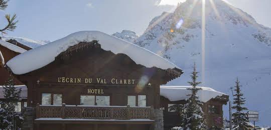 Hotel CGH L'Ecrin Du Val Claret