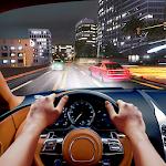 Car Racing Online Traffic Icon