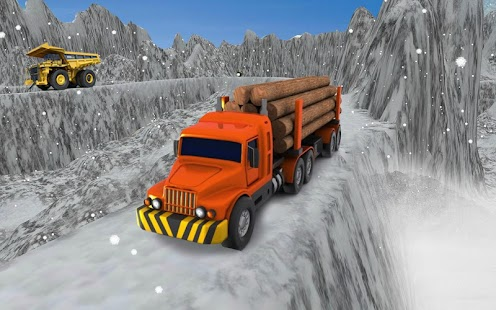 Logging Truck Cargo Simulator: Hill Driver- screenshot thumbnail