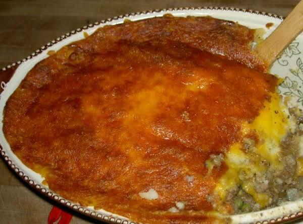 Shepherd's Cheesy Pie Recipe