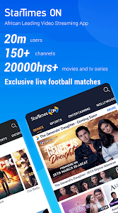 StarTimes ON - Live Football, TV, Movie & Drama 5.27.1