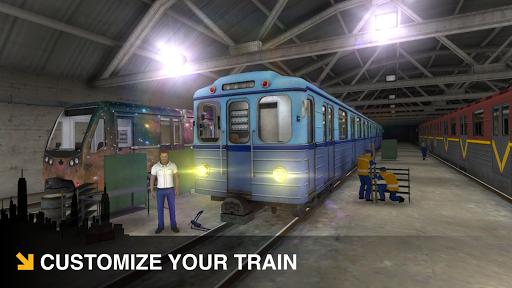 Subway Simulator 3D 1.20.1 screenshots 3