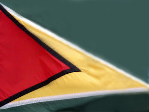 Photo: Guyana flag