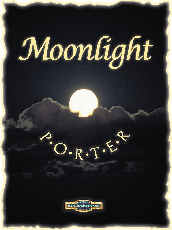 Logo of Rock Bottom La Jolla Chai Infused Moonlight Porter