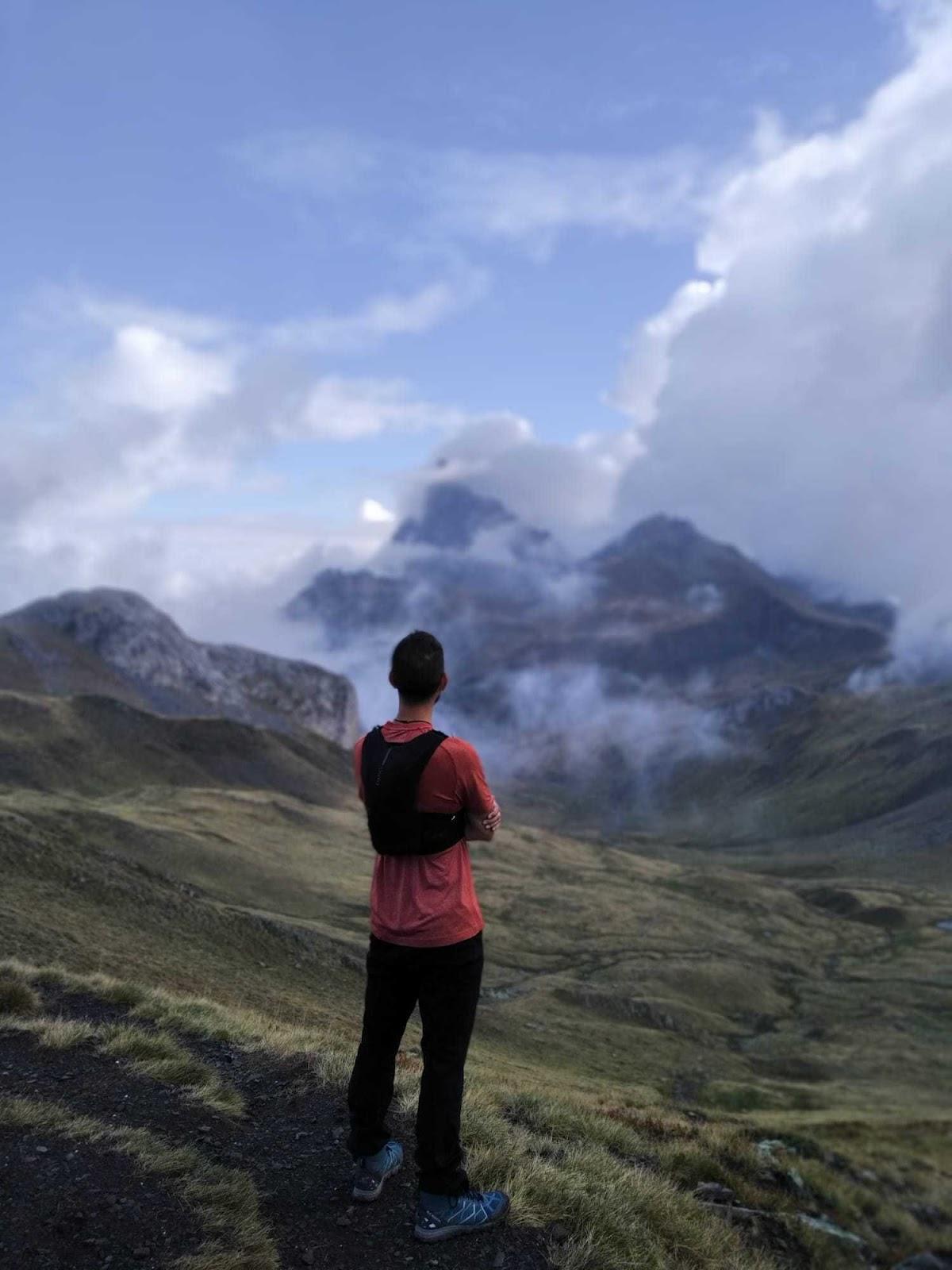 Vistas al Midi d'Ossau