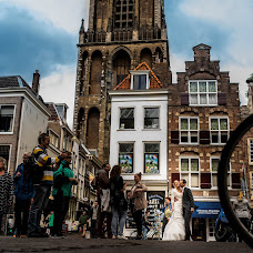 Wedding photographer Corné De rijke (derijke). Photo of 12.07.2016