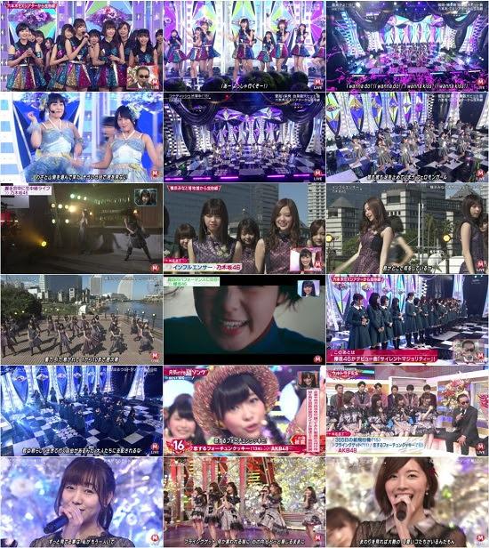 (TV-Music)(1080i) AKB48G 46G Part – Music Station Ultra FES 2017 170918
