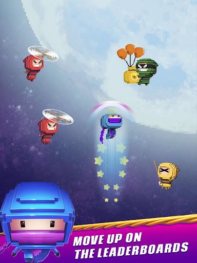 Ninja Up! - Endless arcade jumping  screenshots 16