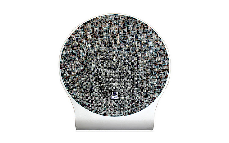 Altec Lansing Earth Bluetooth Speaker.