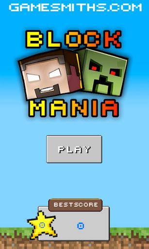 Block Mania Minecraft edition