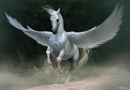 Pegasus Live Wallpaper