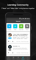 Screenshot of Learn English - VoiceTube