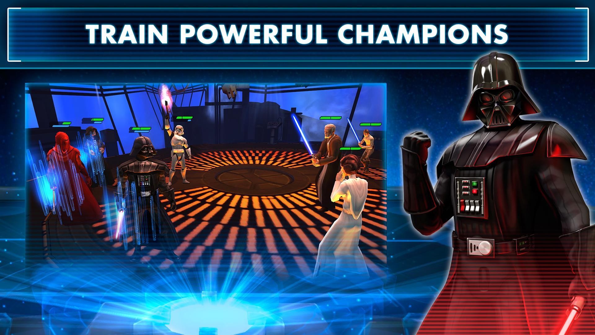 Star Wars™: Galaxy of Heroes screenshot #3