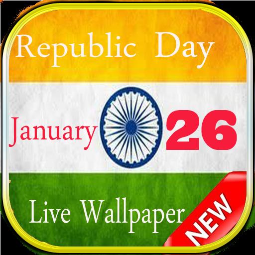 Republic Day 2018 Live Wallpaper New -January 26