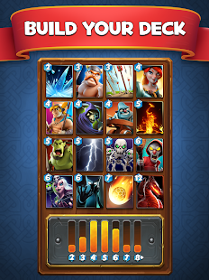 Castle Crush: Clash in a Free Strategy Card Games- screenshot thumbnail