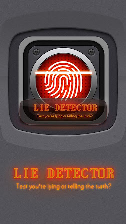 Lie Detector Test Free Prank 1.1 screenshot 636547