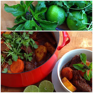Vietnamese-Style Beef Stew (Bo Kho).