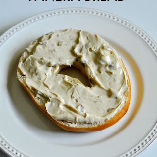 Panera Bread Honey Walnut Cream Cheese Spread